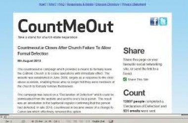 Church Changes Defection Process